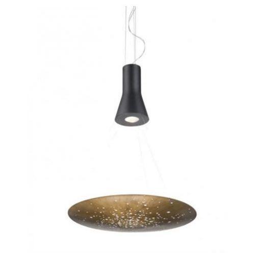 Lampa wisząca Fabbian LENS F46A0176 Brąz, kolor Brąz