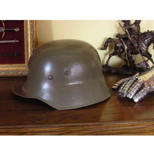 Hiszpania Niemiecki wojenny hełm - typ stahlhelm (h130)