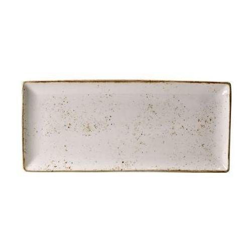 Półmisek z porcelany prostokątny Craft Steelite biały 270 mm 11550552