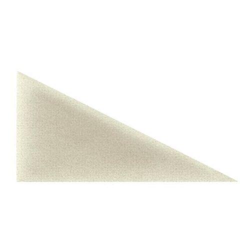 Panel ścienny tapicerowany Stegu Mollis trójkąty 15 x 30 cm beżowy L 2 szt. (5907762320559)