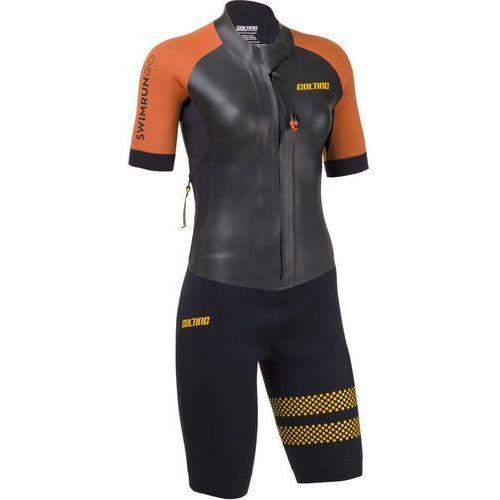 Colting wetsuits swimrun go kobiety czarny xs 2018 pianki do swimrun (7350008560512)