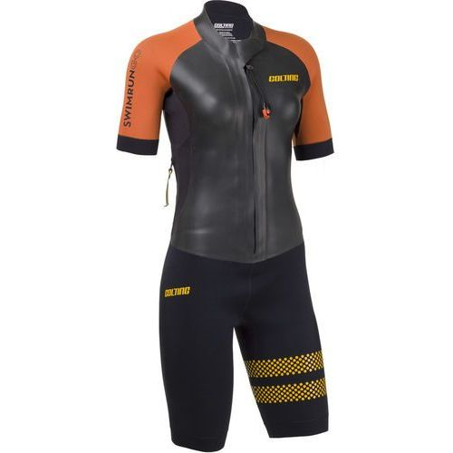 swimrun go kobiety czarny xl 2018 pianki do swimrun marki Colting wetsuits