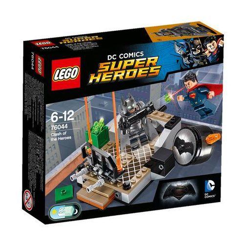Lego SUPER HEROES Wyzwanie bohaterów (clash of the heroes) - 76044. Najniższe ceny, najlepsze promocje w sklepach, opinie.