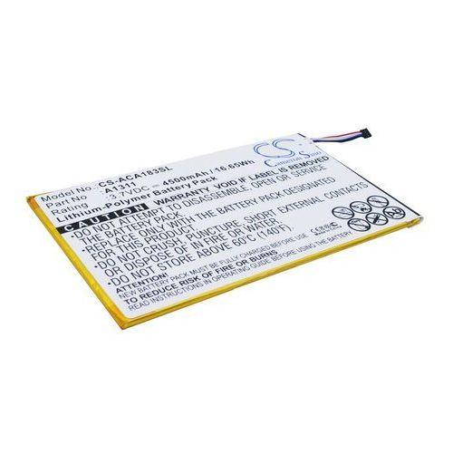 Acer Iconia Tab 8 / A1311 4500mAh 16.65Wh Li-Polymer 3.7V (Cameron Sino) (4894128108023)