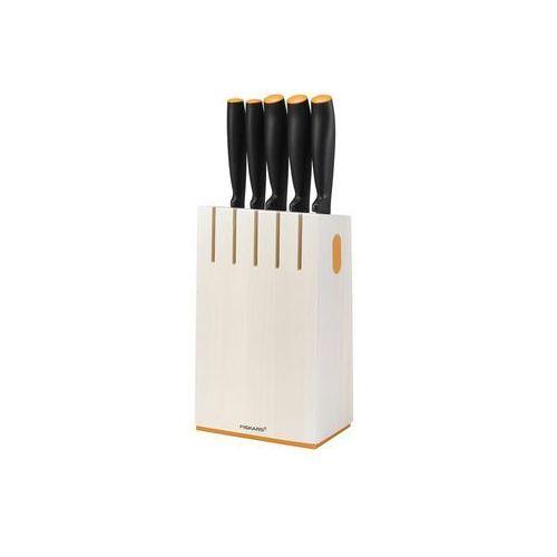 Fiskars Zestaw 5 noży w bloku Functional Form 1014209, 1_441876