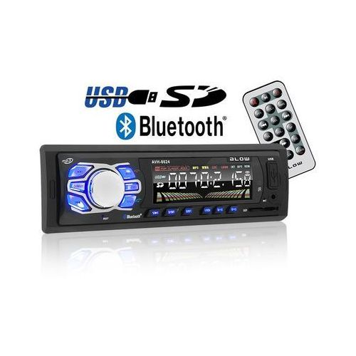 Blow  avh-8624 radio mp3 bluetooth usb/sd/aux