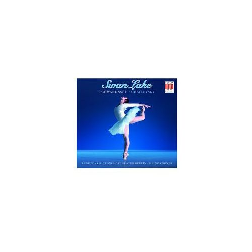 Peter Tchaikovsky - Schwanensee / Swan Lake - Highlights, 0184372BC