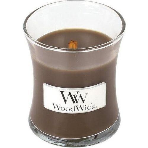 Woodwick świeca zapachowa Oudwood 85,0 g, mała