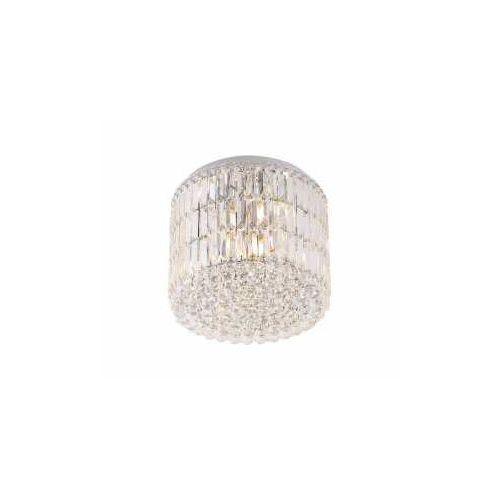 puccini c0127 plafon lampa sufitowa 11x40w e14 chrom / przezroczysta marki Maxlight