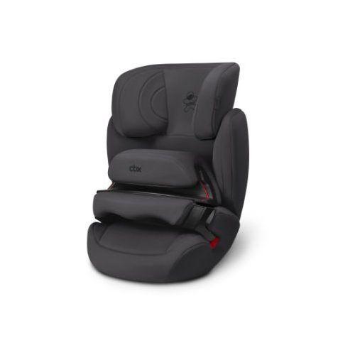Cbx fotelik samochodowy aura comfy grey - kolor szary (4058511272061)