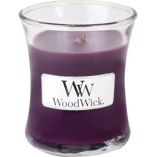 Woodwick Świeca mała spiced blackberry - 98078e