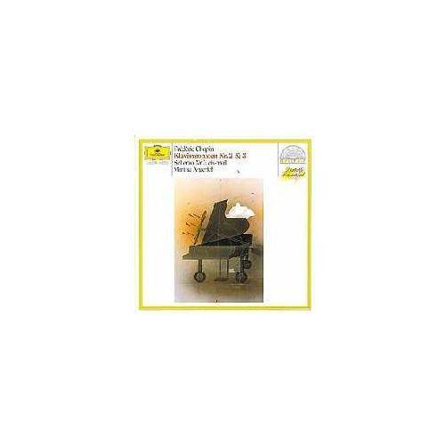 Universal music / deutsche grammophon Piano sonatas: no. 2 op. 35 / no. 3 op. 58 / scherzo no. 3 op. 39 (0028941905529)