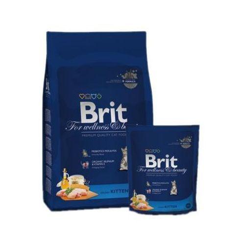 BRIT Cat Premium Kitten karma dla kociąt 0.3kg-8kg