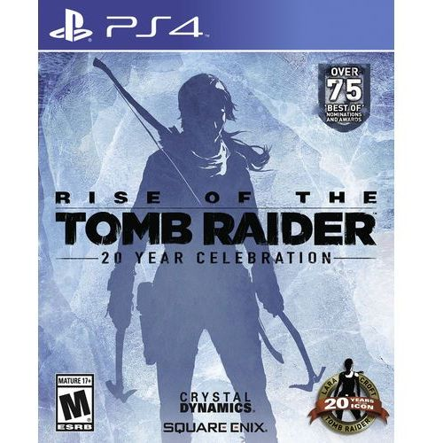 Rise of the Tomb Raider (PS4)
