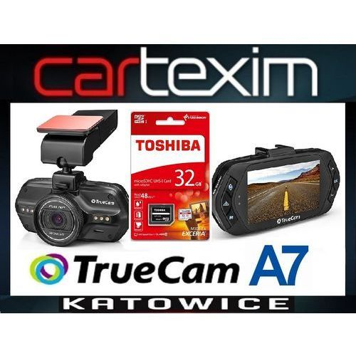 A7 marki Truecam z kategorii: rejestratory samochodowe