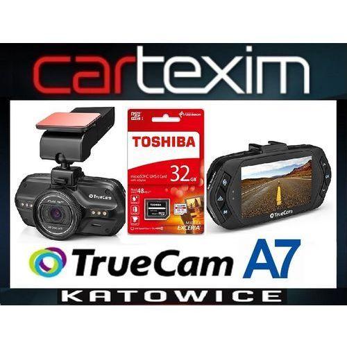 Truecam A7, kamerka samochodowa