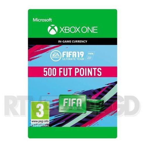 FIFA 19 500 Punktów [kod aktywacyjny] (0000006201214)