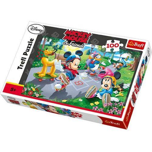 Trefl Puzzle 100 na rolkach