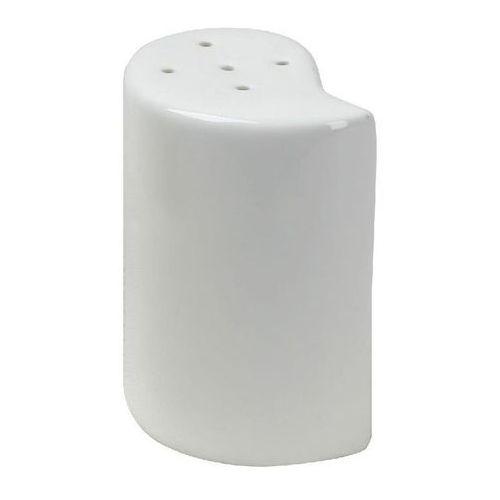 Pieprzniczka porcelanowa KUBIKO/FALA