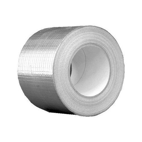Anticor Szeroka taśma aluminiowa zbrojona tale 100-50 idealna do izolacji typu klimafix szerokość 100mm i 50 mm