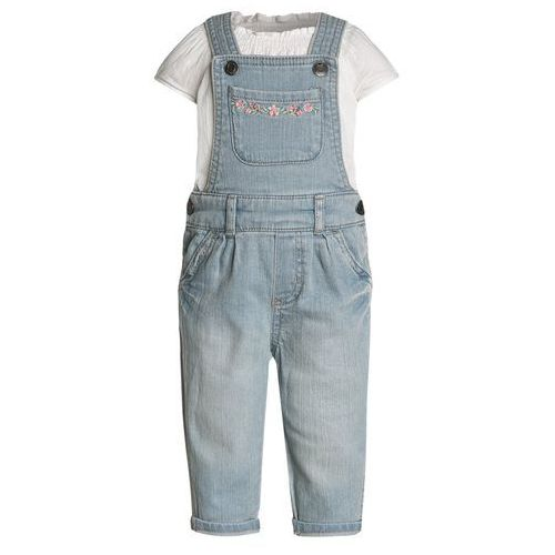 Carter's SET Tunika denim/ivory