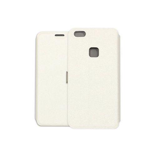 Huawei p10 lite - etui na telefon wallet book - biały marki Etuo wallet book