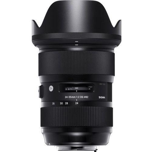 Obiektyw SIGMA A 24-35 F/2.0 DG HSM (Nikon), OSN24-35/2 A DG HSM