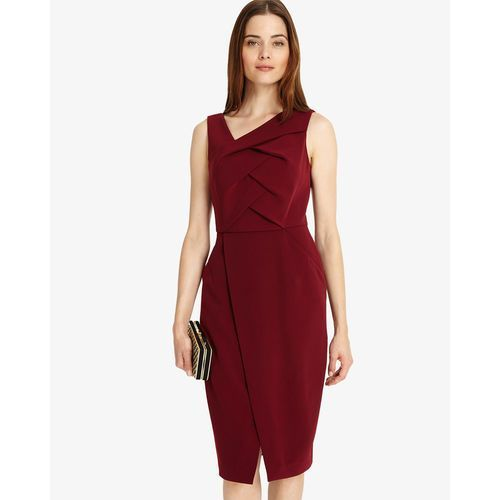 Phase eight mara pleat front dress
