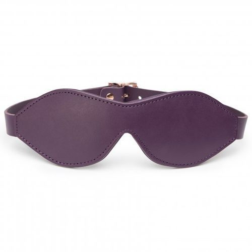 Fifty Shades Freed - Cherished Collection Leather Blindfold (5060493003518)