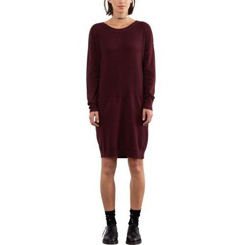 s.Oliver sukienka damska M burgund (4054201944232)