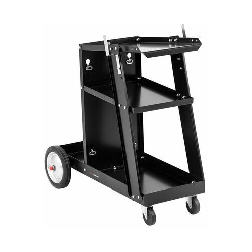 wózek spawalniczy - 3 półki - 80 kg swg-wc-5 - 3 lata gwarancji marki Stamos welding group