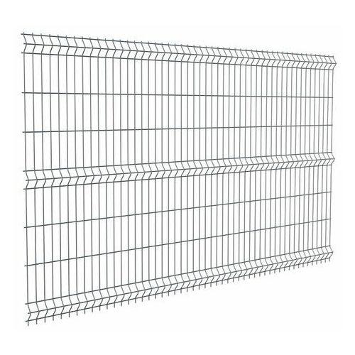 Panel ogrodzeniowy Polargos 153 x 250 cm oczko 5 x 20 cm antracyt (5902360114760)