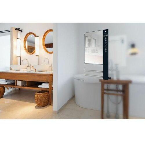 Atlantic - super oferta Grzejnik łazienkowy atlantic telia mirror o mocy 1800w - wersja z lustrem