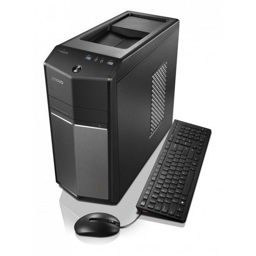 Komp Lenovo 710-25ISH i7-6700 8GB 512GB SSD Win10 GTX960 (2G DDR5) BT WiFi klawiatura, mysz, 90KB000CUS-512
