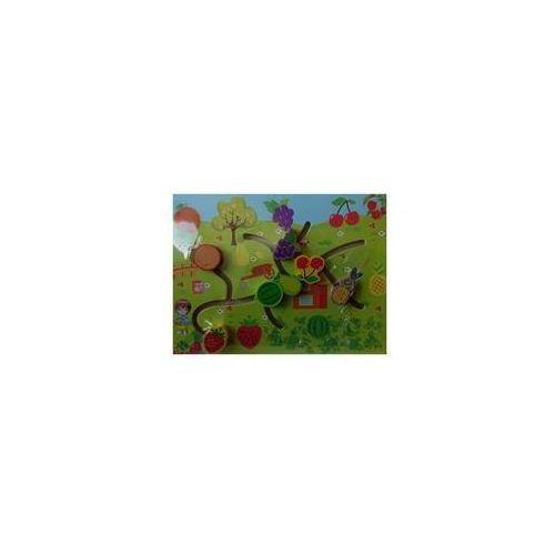 Pierot Tablica edukacyjna owoce (5902706311631)