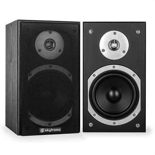 Fenton SHFB55B, para pasywnych głośników do ustawienia na regale, 140 W, czarne (8715693250619)