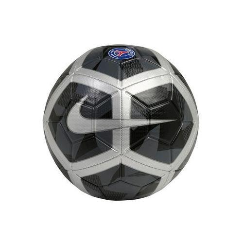 Nike Performance PARIS SAINT GERMAIN Piłka do piłki nożnej black/pure platinum/pure platinum