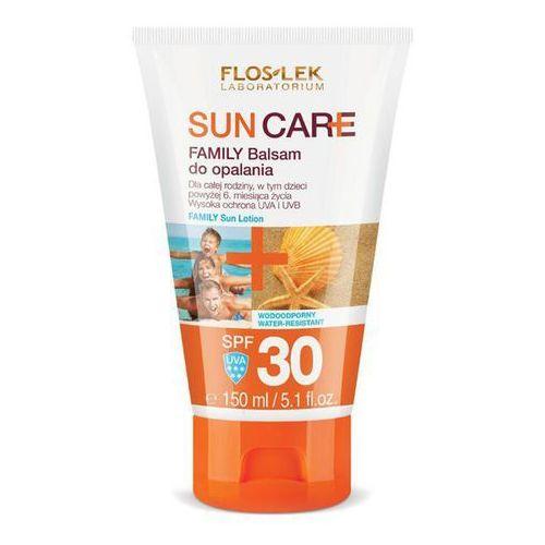 FlosLek SUN CARE Family Balsam do opalania SPF 30 (5905043004730)