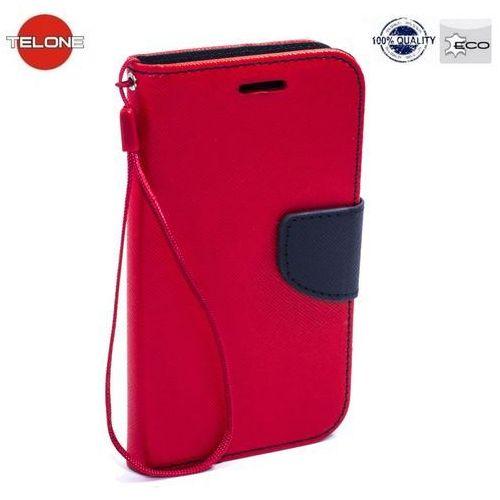 Toptel Futerał fancy apple iphone 7 plus czerwony (5900217190813)