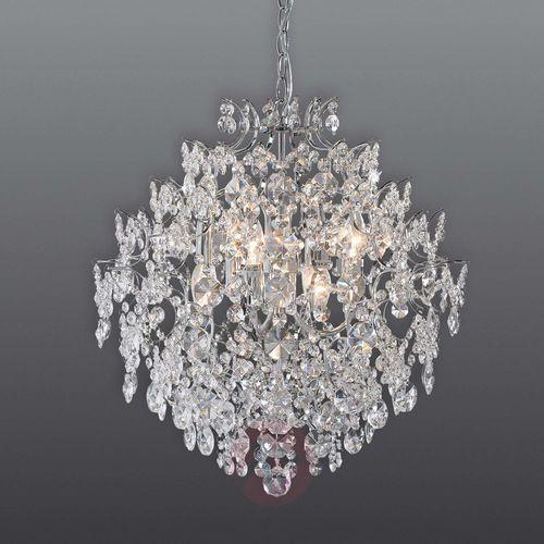 Markslöjd Czarująca lampa wisząca rosendal (7394472160816)