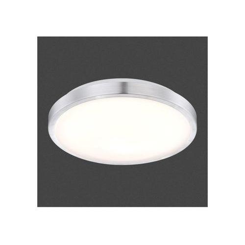 Plafon lampa oprawa sufitowa robyn 1x18w led biały/aluminium 41686 marki Globo