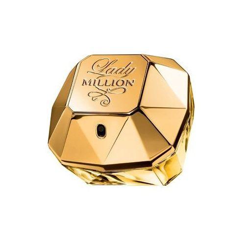 Tester - Paco Rabanne Lady Million Woda perfumowana 80ml + Próbka Gratis!