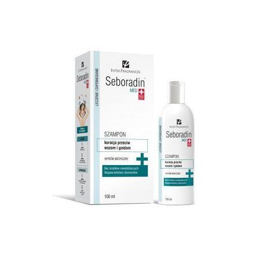 Seboradin szampon przeciw wszom i gnidom 100ml