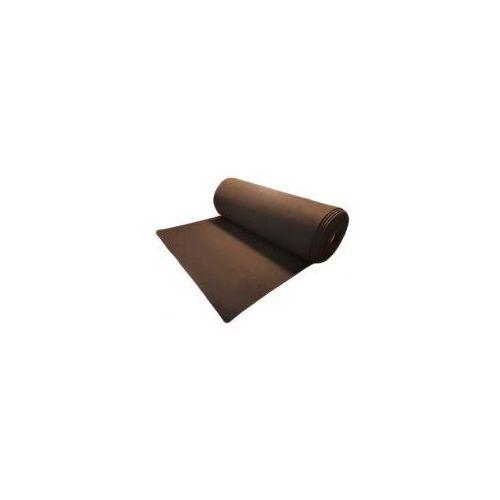 Filc Czarny 700g/m2 Włóknina 4mm PES 0,5m2 Impregnowany