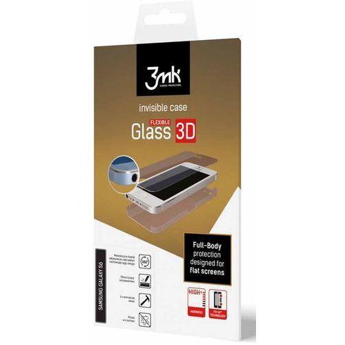3mk Folia, szkło na całość flexible glass 3d high-grip galaxy s7 (5901571167527)