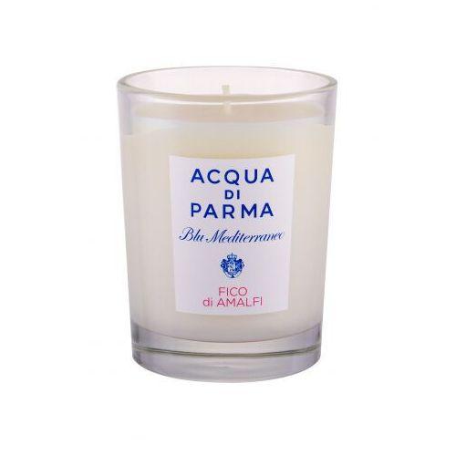 Acqua di parma blu mediterraneo fico di amalfi świeczka zapachowa 200 g unisex (8028713620072)