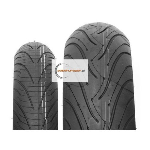 110/70 zr17 tl (54w) m/c, koło przednie 110/70 r17 marki Michelin