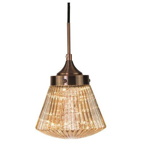 Lampa wisząca BARCELONA P01918BR - Cosmo Light - Rabat w koszyku (5902115960918)