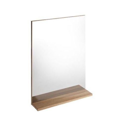 CERSANIT TAZA lustro z półką, kolor JESION CIEMNY S615-010 (5907720662035)