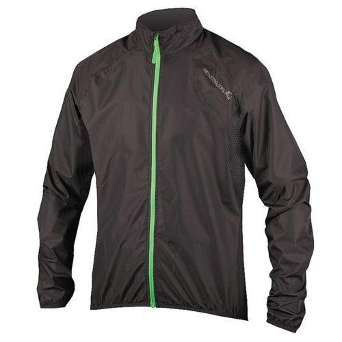 xtract kurtka przeciwdeszczowa mężczyźni czarny l kurtki przeciwdeszczowe marki Endura